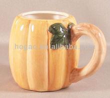halloween pumpkin coffee mug for coffee