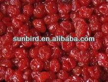 HACCP Good Quality New Crop Sweet Dried Cherry,cutie snack