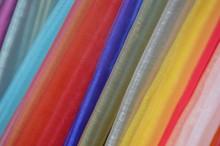 Shining Nylon Organza/Organdy Fabric
