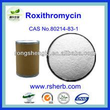 Good Quality High Purity Roxithromycin BP