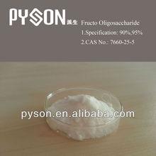 Natural sweetener Fructo Oligosaccharide (FOS),CAS 7660-25-5