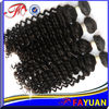 Hot seller best quality aaaaaa grade tangle free virgin mongolian kinky curly hair weave