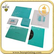 die cut brochure printing service, mini booklet printing, light up menu