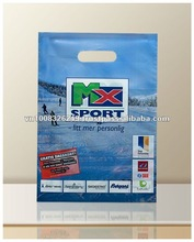 New Style for Die Cut Handle Plastic Bag.