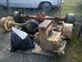 clark ranger 668 arrastrador de troncos piezas de transmisión
