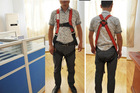 full body adjustable safety harness