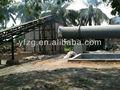 El sudeste de asia más populares de peso ligero secador de material/secador de biomasa