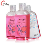 Mild Bubble Bath Shower gel for Sensitive Skin from ISO Factory with 10 years experience
