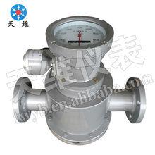 aceite combustible medidor de flujo totalizador con