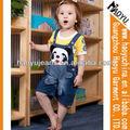 Güzel küçük kız çocuklar Romper kot kot jean pantolon( hyk569)