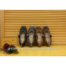 2012 Japanese design casual chemical inheel women shoes