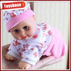 Reborn baby dolls,8 inch doll W/crawling,dancing laugh&singing say daddy & mama
