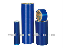 low viscosity Acrylic sheet pe protective film blue foil hot film