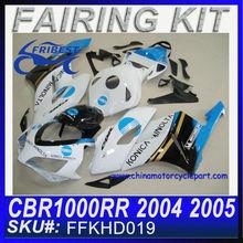 Fairing Motorcycle For HONDA CBR1000RR 2004-2005 KONICA 3 FFKHD019