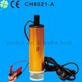 minibomba para diesel sumergible de 12v y de 24v concertificación CE