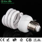 9mm-12mm Half Spiral CFL Bulb Light 5W-32W