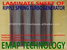 Ripple Springs Turbo Generator