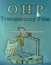 A4 A3 75MIC 100 MIC 125MIC OHP FILM WITH interleaf paper