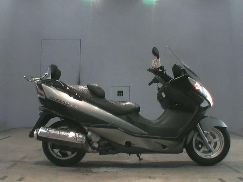SKYWAVE 400 CK43A Used SUZUKI Motorcycle