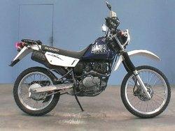 DJEBEL 200 SH42A Used SUZUKI Motorcycle
