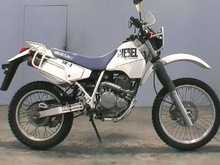 DJEBEL 250 SJ44A Used SUZUKI Motorcycle