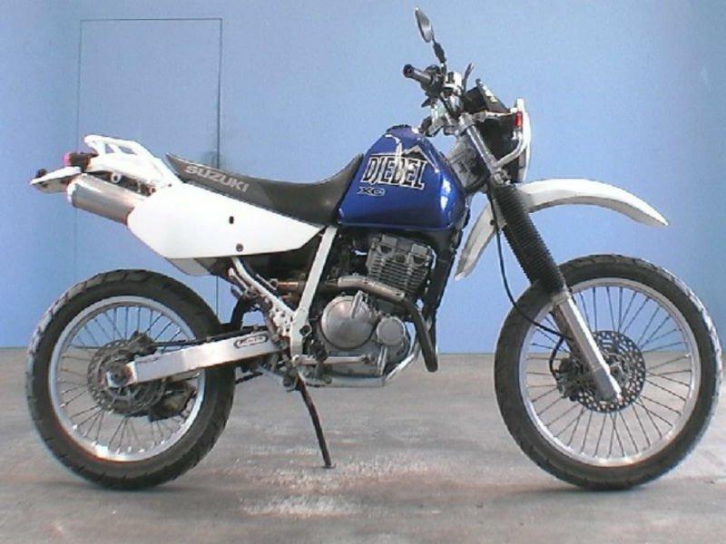 DJEBEL 250 SJ45A Used SUZUKI Motorcycle