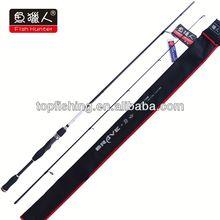 wholesale catbon fiber fishing rod 2.13m fishing pole
