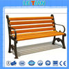 New design Outdoor Furniture Wooden Park Bench for sale LT-2121B