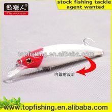 115mm 25g weihai wholesale hard plastic minnow wobbler lure salmon fishing lures