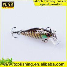 110mm 14.3g weihai wholesale hard plastic small minnow wobbler lure salmon lure