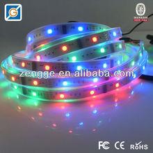 wholesale promotion strip light multi color led,selling product CE&ROHS strip light multi color led