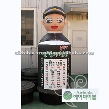 boy Inflatable advertising sign