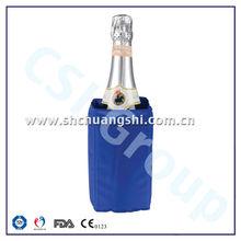 gel-filled bottle cooler/bottle cooler gel