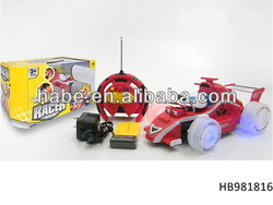 1:18 7chu Q version rc transparent wheels formula car Suitable for kids OEM order is available