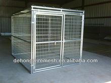 welded mesh dog kennels/dog cage/dog house