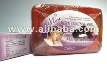 Sense of Thai... MIRA HERBAL SOAP (MANGOSTEEN)