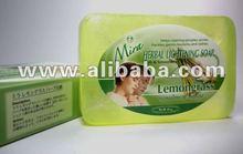 Sense of Thai... MIRA HERBAL SOAP (LEMONGRASS)