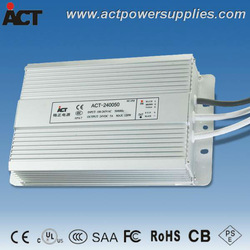 12V 10A power supply / 120W waterproof power supply