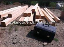 China fir / cedar sawn timber wood fence posts / pickets