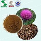 Factory Supply Milk Thistle Extract Powder/Silymarin+silybin 20%-80%, HPLC