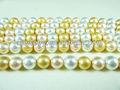 großhandel natürliche südsee muschelkernperlen perlen