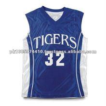 Reversible Men's Basketball Jerseys / Sports Uniforms