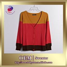 cardigan warm cashmere sweater