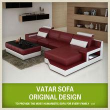 small modern corner sofa