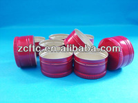 31mm ROPP aluminum bottle cap, aluminum cap for beer wine