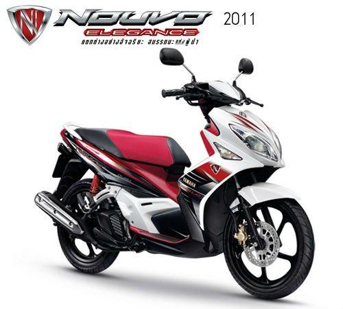 Nouvo Elegance 135 EEC Motorcycle Scooter