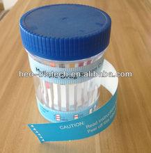 Multi drug urine cup drug detection direct supplier