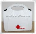 venta al por mayor médico militar de ayuda personal blanco kit de emergencia duro caja a prueba de agua al aire libre caja vacía