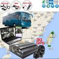 Caminhão 4ch video camera 3g& wifi sistema de segurança dvr móvel sistemas