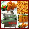 Multi- función automática para freír máquinas ala de pollo